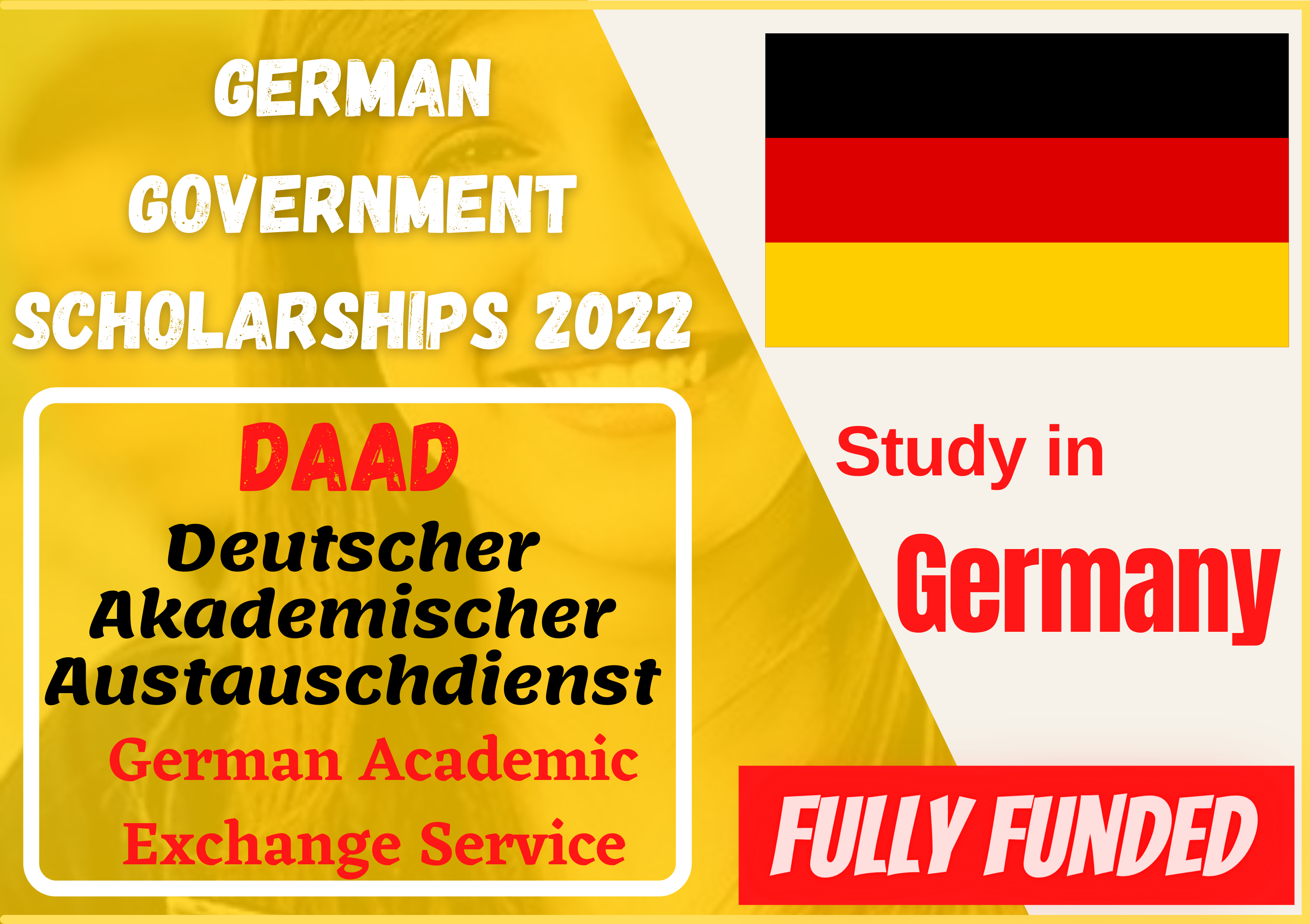 German Government Scholarships 2022-2023 | Fully Funded